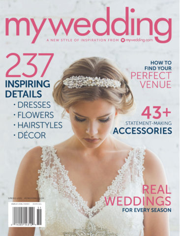 Hey! Party Collective Featured on Mywedding