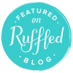 Hey! Party Collective Featured on Ruffled Blog