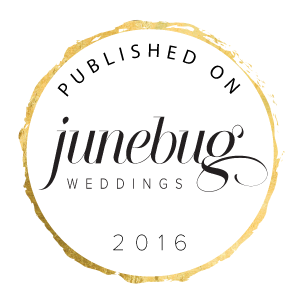 Hey! Party Collective Featured on Junebug Weddings