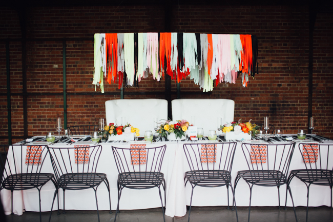 URBAN BRUNCH WEDDING INSPIRATION