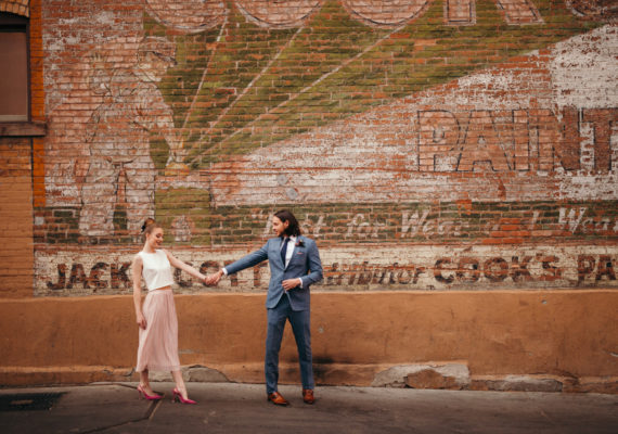 ROCKY MOUNTAIN BRIDE MAGAZINE : LARIMER SOCIAL
